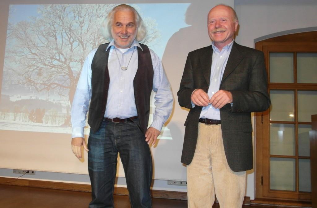 Hans Schütz und Eberhard Pfeuffer Lechliebe