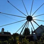 Sonnenfinsternis am Wasserhochrad (Foto: Ulla Lang)
