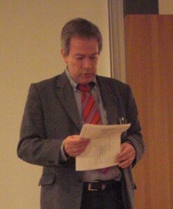 Prof. Stefan Emeis